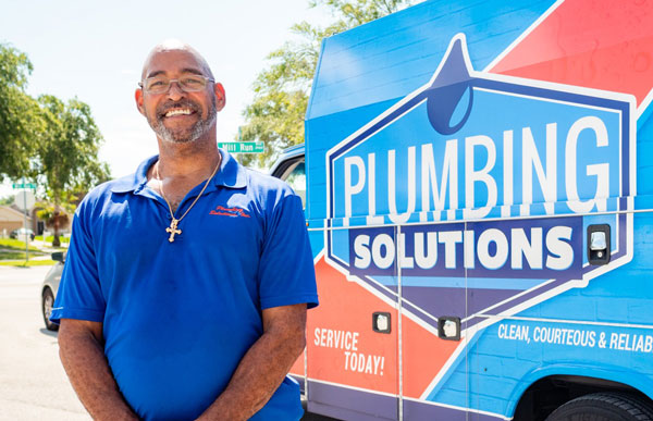 Dave with Plumbing Solutions